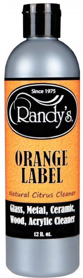 Randy's Orange Label Cleaner (16 oz)