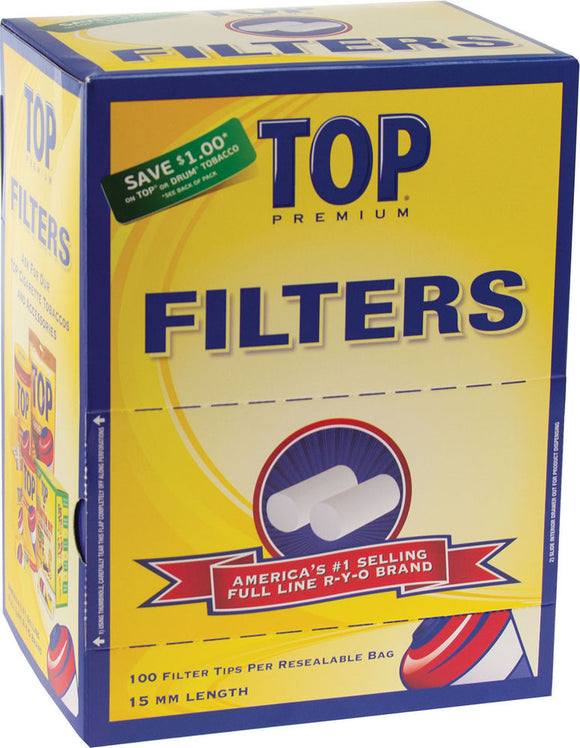 Top Filter Tips (3000ct)