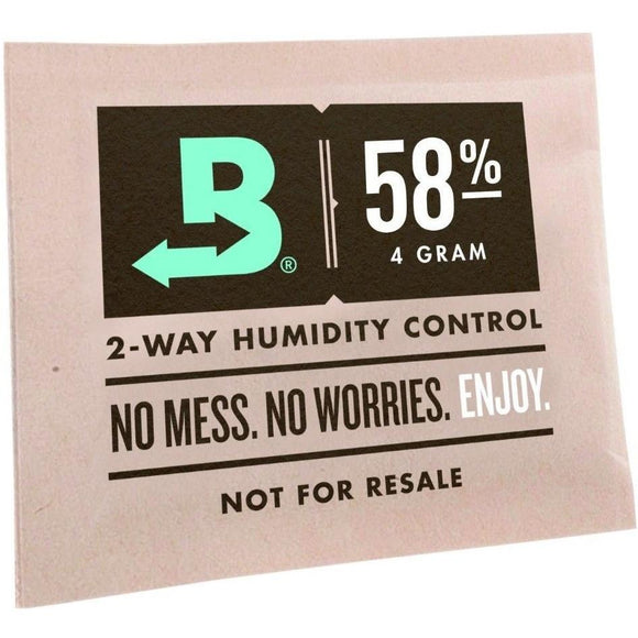 Boveda 58% 4 Gram Humidity Control Miniature