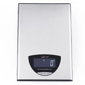 IKS25 Weighmax 11 Pound Kitchen Scale