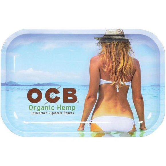 OCB Beach Rolling Tray (Large) **Limited Quantity**