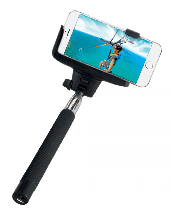 JStar Wireless Mobile Phone MonoPod Telescopic Selfie Stick