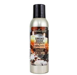Smoke Odor Exterminator & Air Freshener Spray Vanilla Glitz