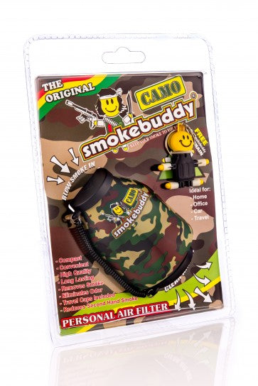 Smoke Buddy Camo