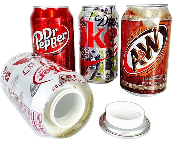 Soda Stash Can