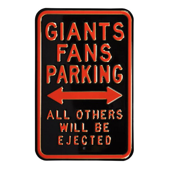 Sign - Giant Only