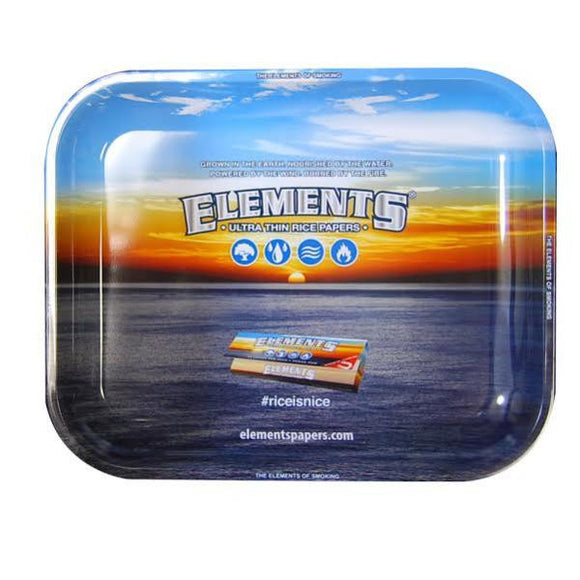Elements Rolling Tray (Large)