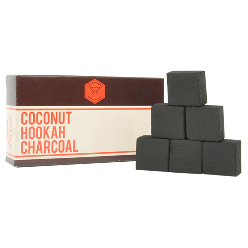 Guru Coconut Hookah Charcoal 20pc