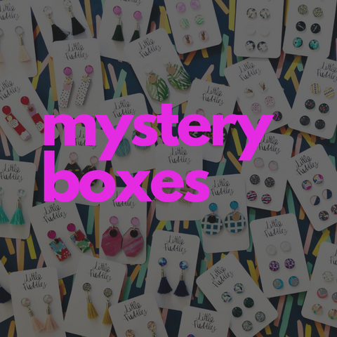 * Mystery Boxes *