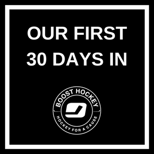 Our First 30 Days In
