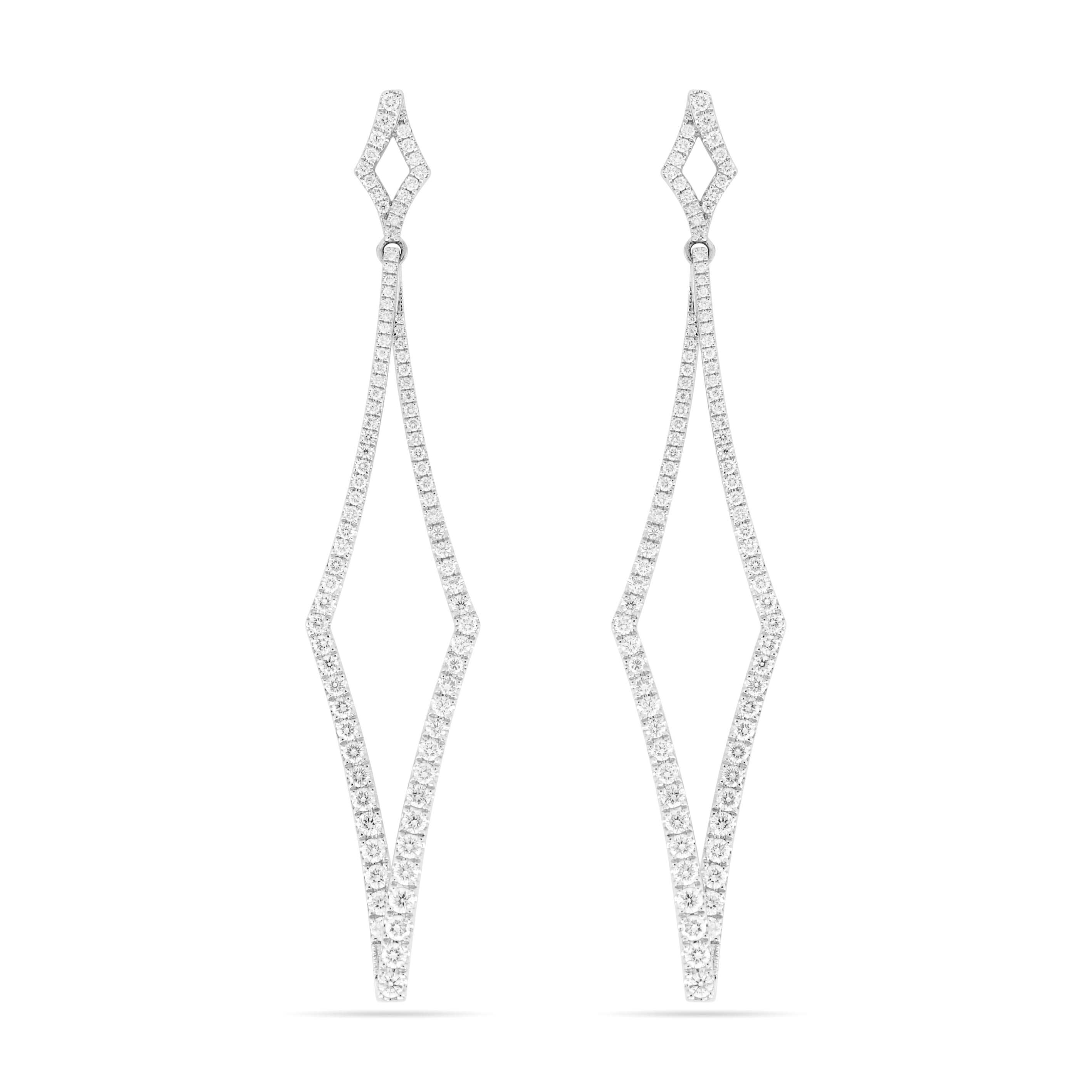 DIAMANT Earrings , Earrings - Fine Jewelry, RoCHIC, RoCHIC Fine Jewelry