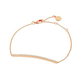 BAR Bracelet in 18K Rose Gold , Bracelets - Fine Jewelry, RoCHIC, RoCHIC Designer Fine Jewelry