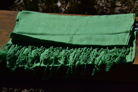 Plain Tibetan Made Viscose Scarves