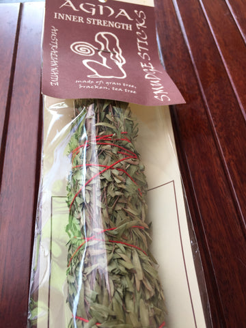 Inner Strength Australian Smudge Stick