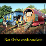 245 Not all who wander are lost