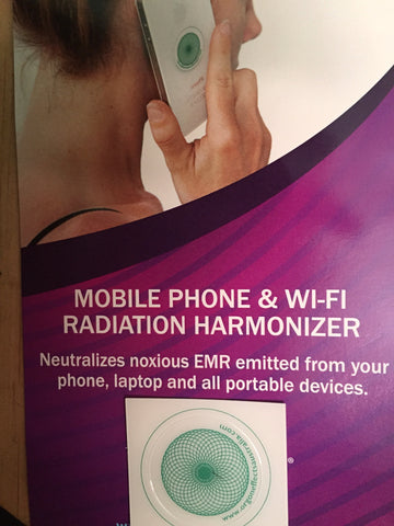 Mobile Phone & WiFi Radiation Harmoniser