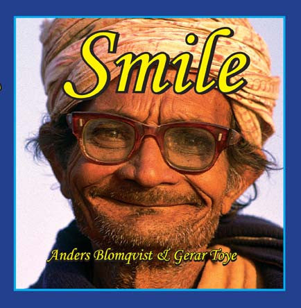 Smile Book by Anders Blomqvist