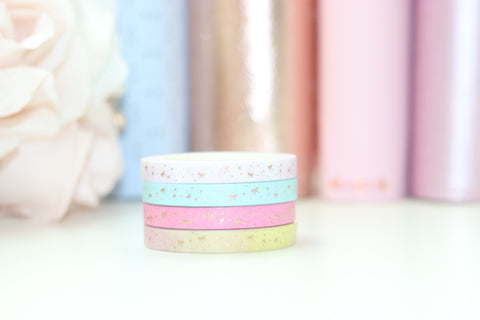 Bow Sparkle 6mm Tapes