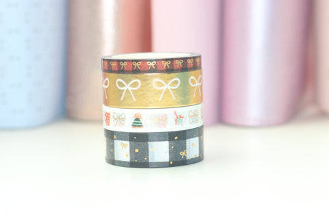 Classic Washi Collection // Gold Foil