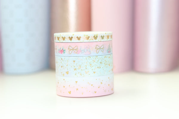Magic Washi Collection // Gold Foil