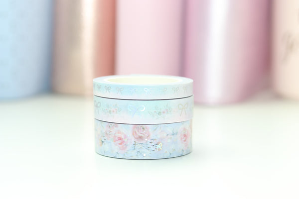 Whimsy Forest Washi Collection // Holo Foil