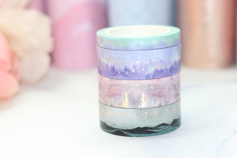 High Tide Washi // Holo Foil