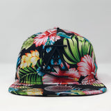 Arizoniacs Hawaiian Pattern Flat Bill Snapback