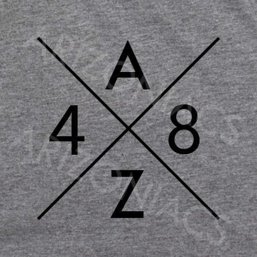 AZ48 Tees and Tanks