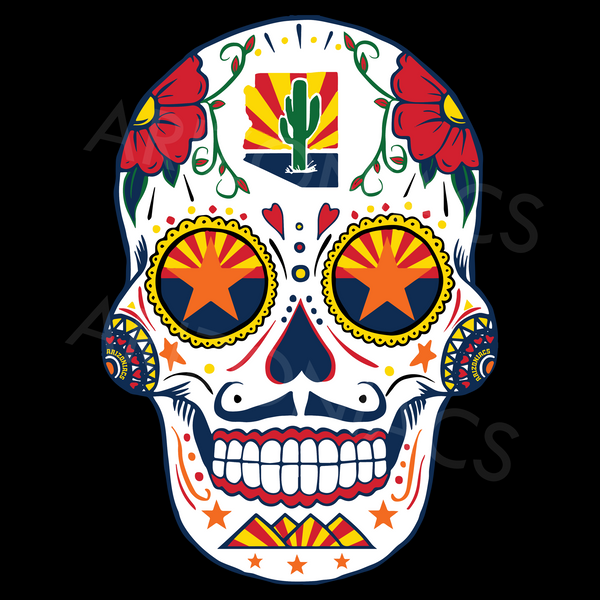 Arizona Sugar Skull