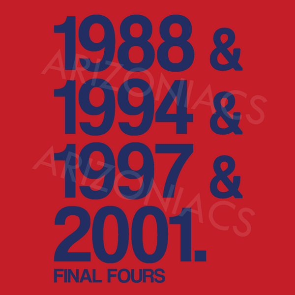 Wildcats Final Fours