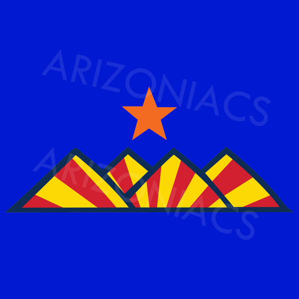 Hike Arizona Tanks (Various Colors)