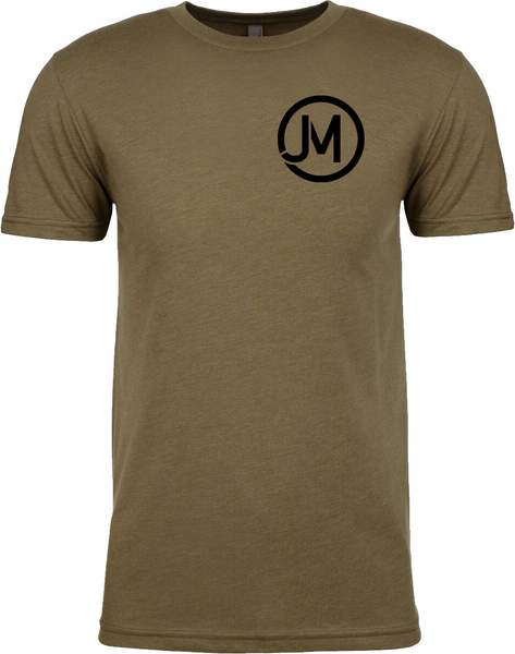 Jacob Morris - JM Mens Tee