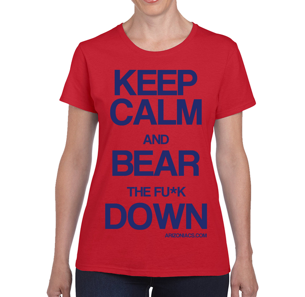 Wildcats Keep Calm and Bear Down