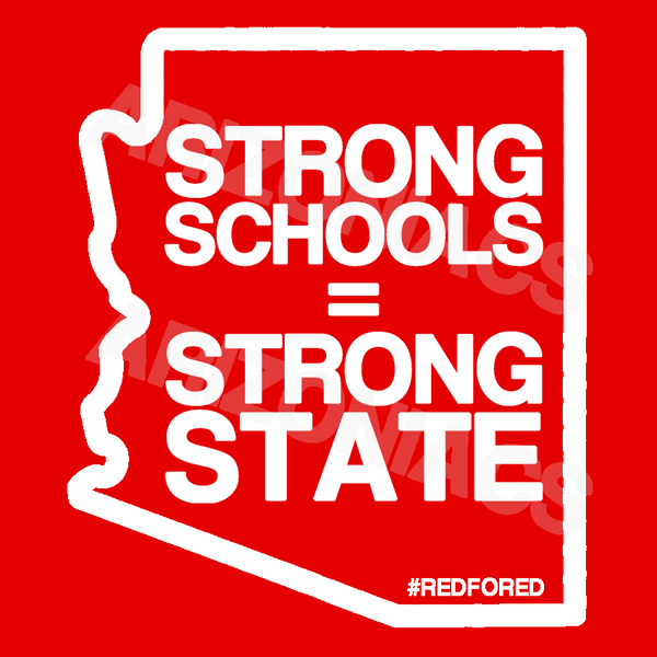 #REDforED Shirts