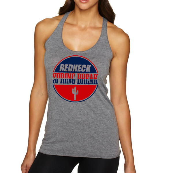 Redneck Spring Break - Womens Tank