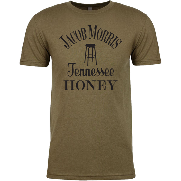 Jacob Morris - Tennessee Whiskey Mens Tee