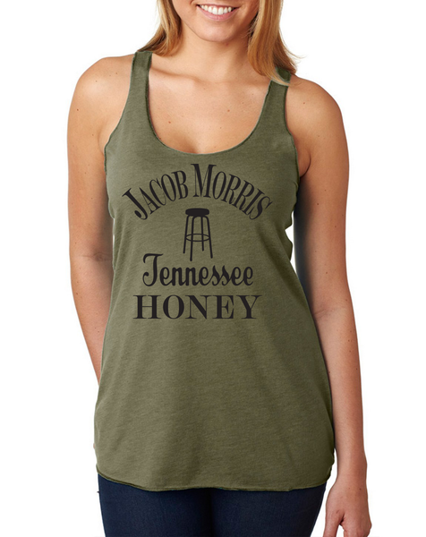 Jacob Morris - Tennessee Whiskey Womens Tank