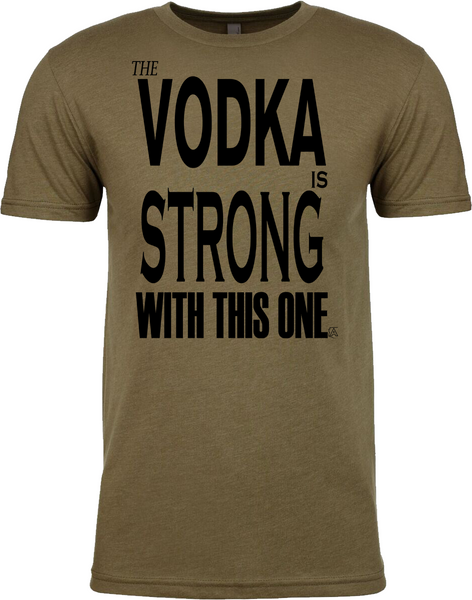 Vodka Strong - Mens
