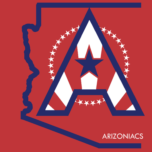 Arizoniacs Freedom Logo