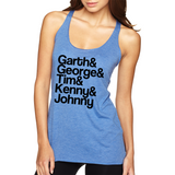 Country Names Classics - Womens Tank
