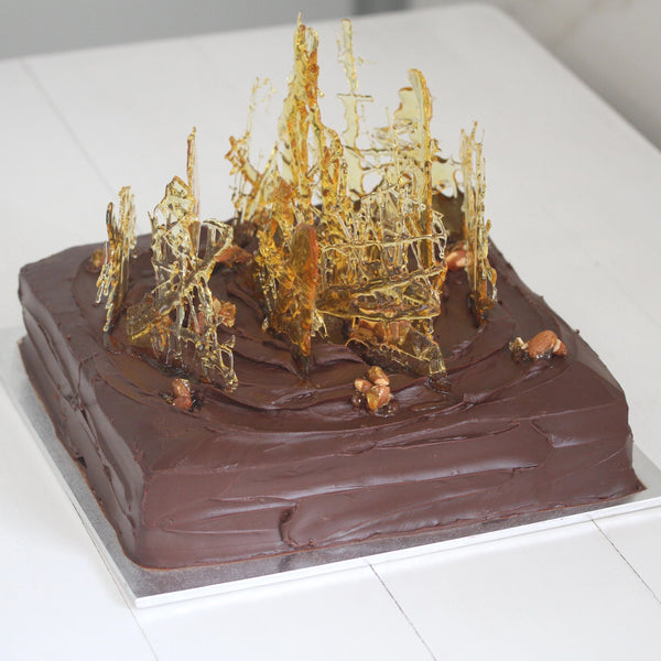 Flourless Chocolate Small Slab