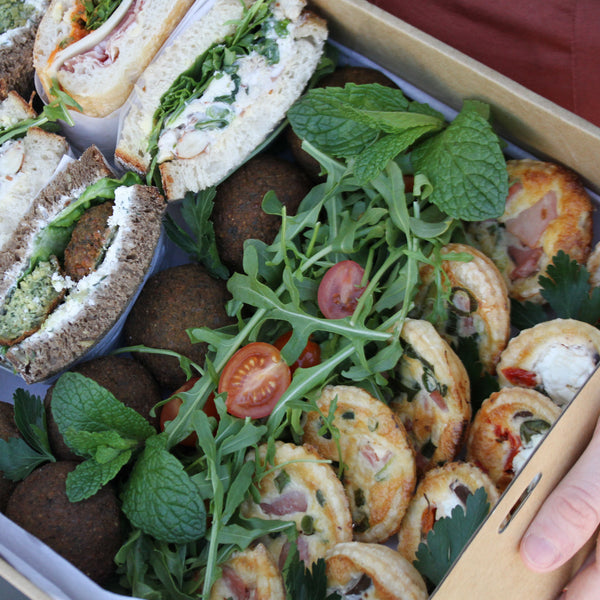 Savoury Catering Box
