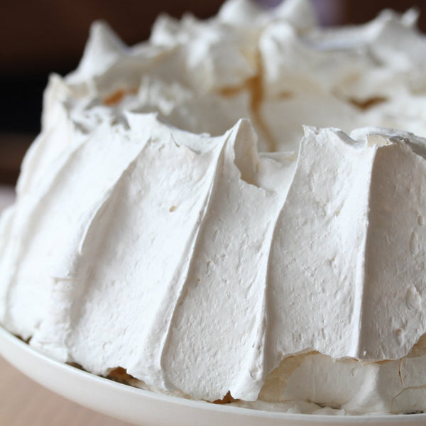Pavlova Shell Undecorated