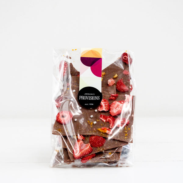 Milk Chocolate Bark
