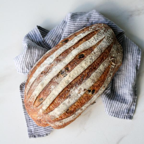 Sourdough - Olive