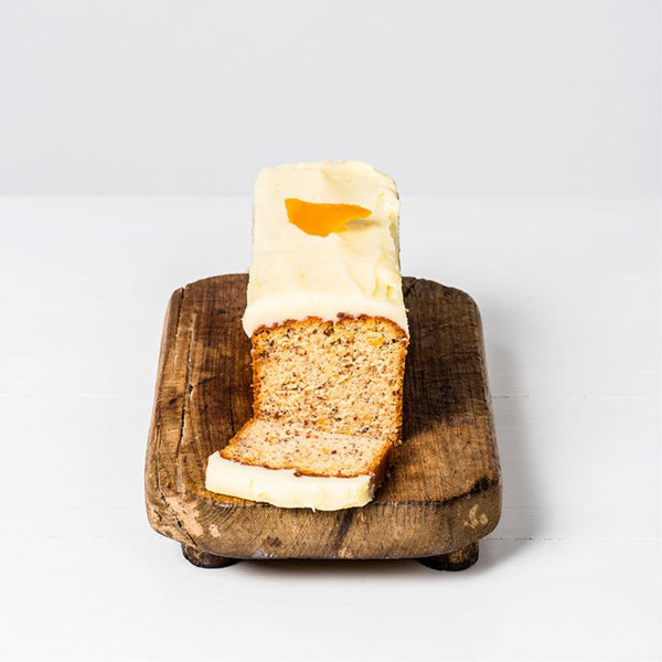 Orange and Almond Cake Bar