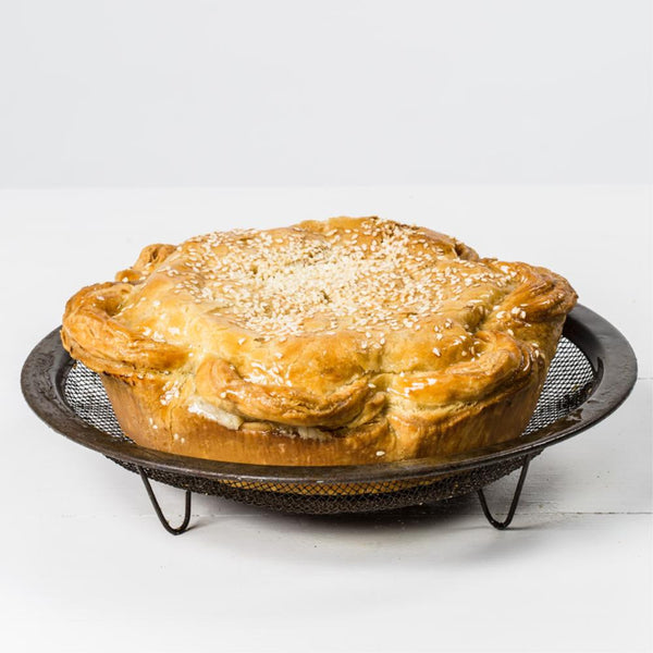 Family Chicken & Mushroom Pie
