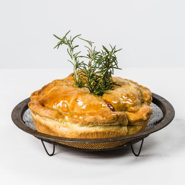 Family Lamb & Rosemary Pie