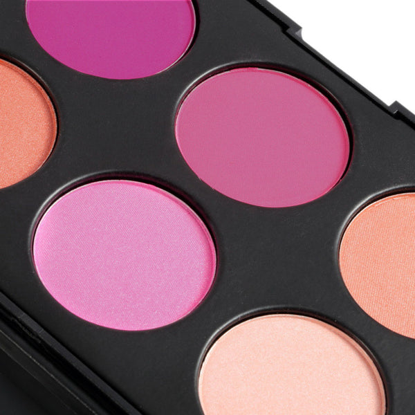 Rosey Pink Blush Palette - Lady Elise Beauty Store
