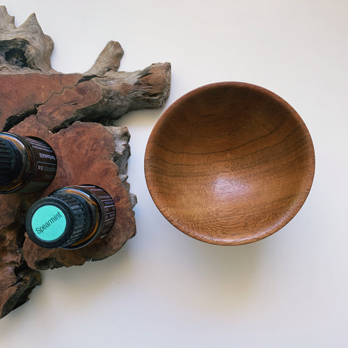 Spotted Gum - Blending Bowl - WildOils
